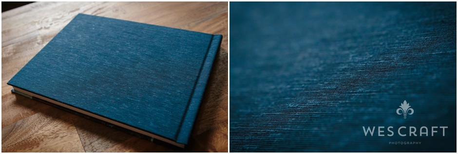 We have a variety of silks to choose from for your book's binding.