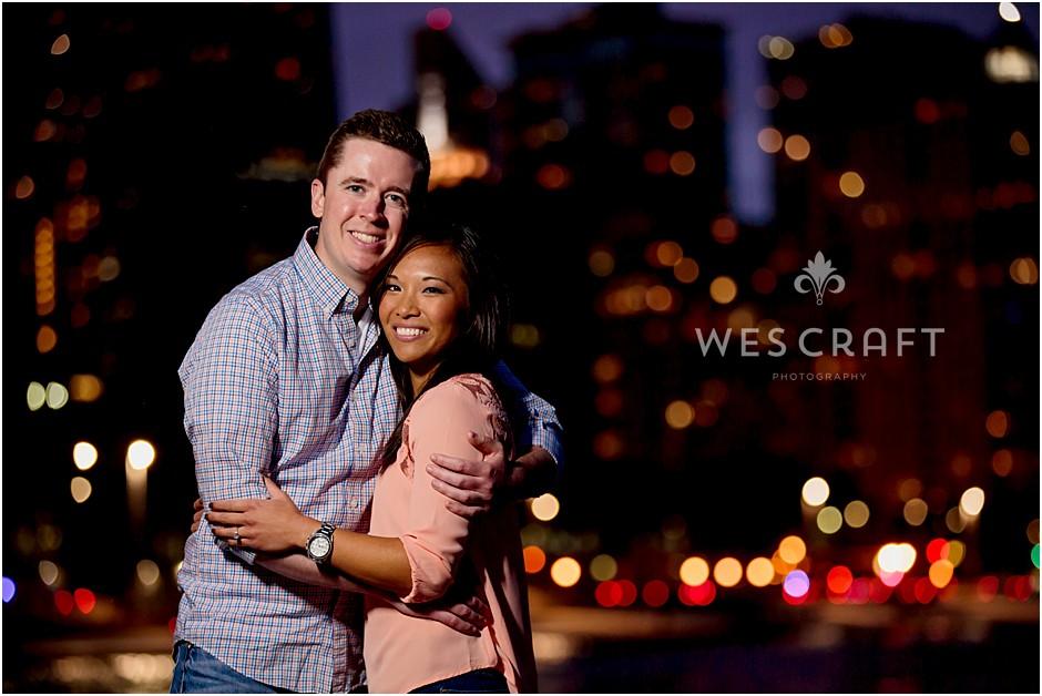 Abigail & James - Engaged
