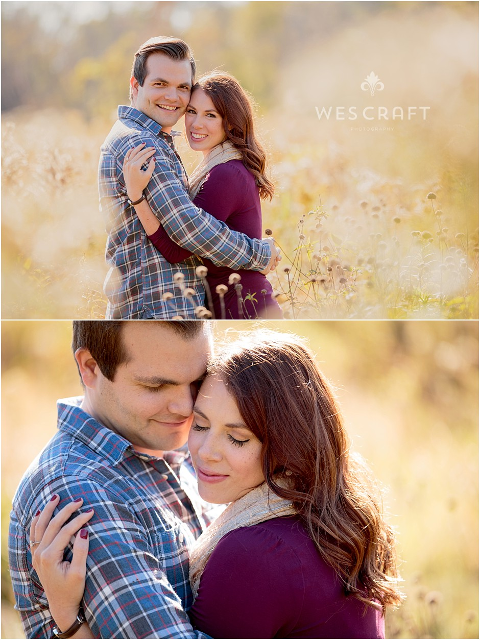 Graue Mill Engagement Photographer