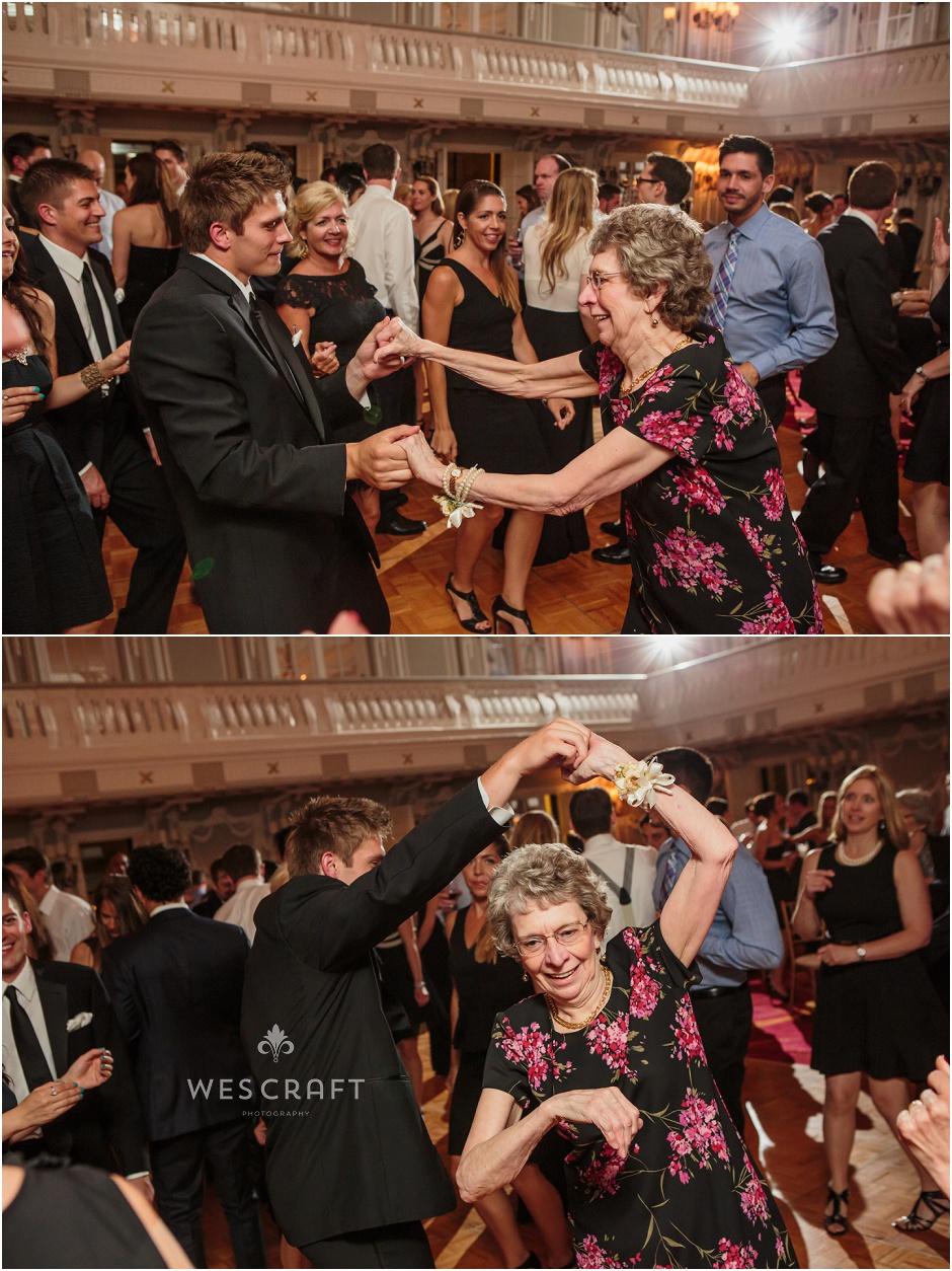 DJ Style Matters, Dance Floor, Blackstone Wedding, Wes Craft Photography