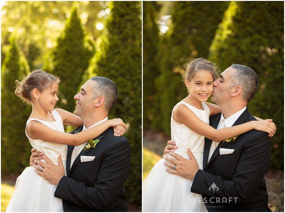 Northwest Indiana Serbian Wedding Father Daughter