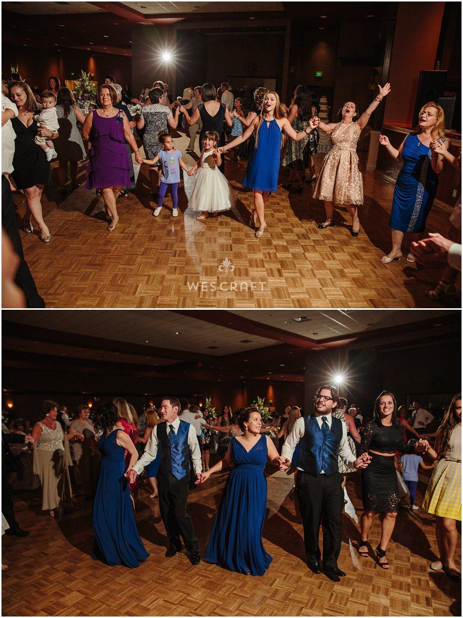 Serbian Wedding Dancing