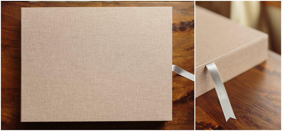 Heirloom Wedding Album | Sequoia Leather