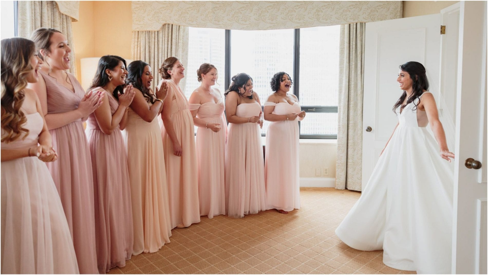 Ritz Carlton Chicago Wedding - Wes Craft Photography