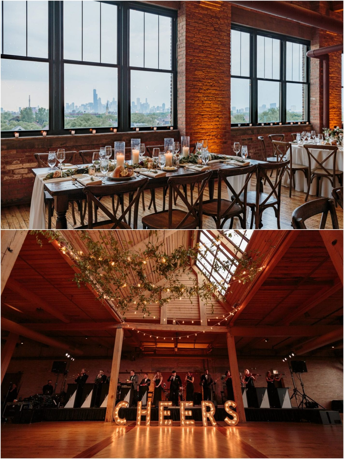 Skyline Loft Wedding - Wes Craft Photography