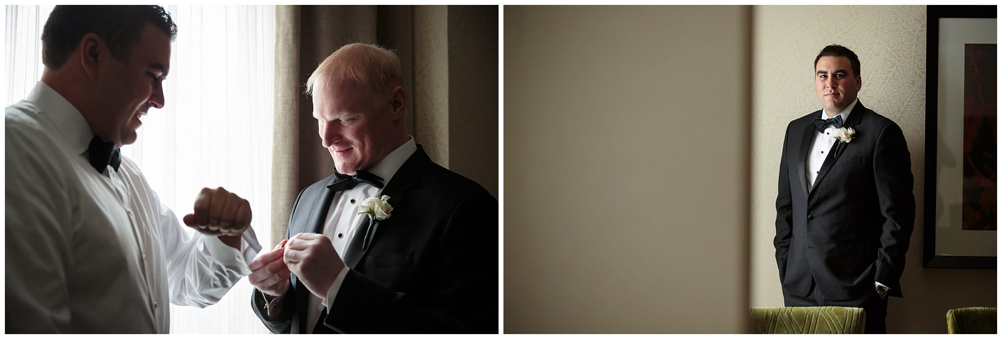 Palmer House Wedding - Wes Craft Photography