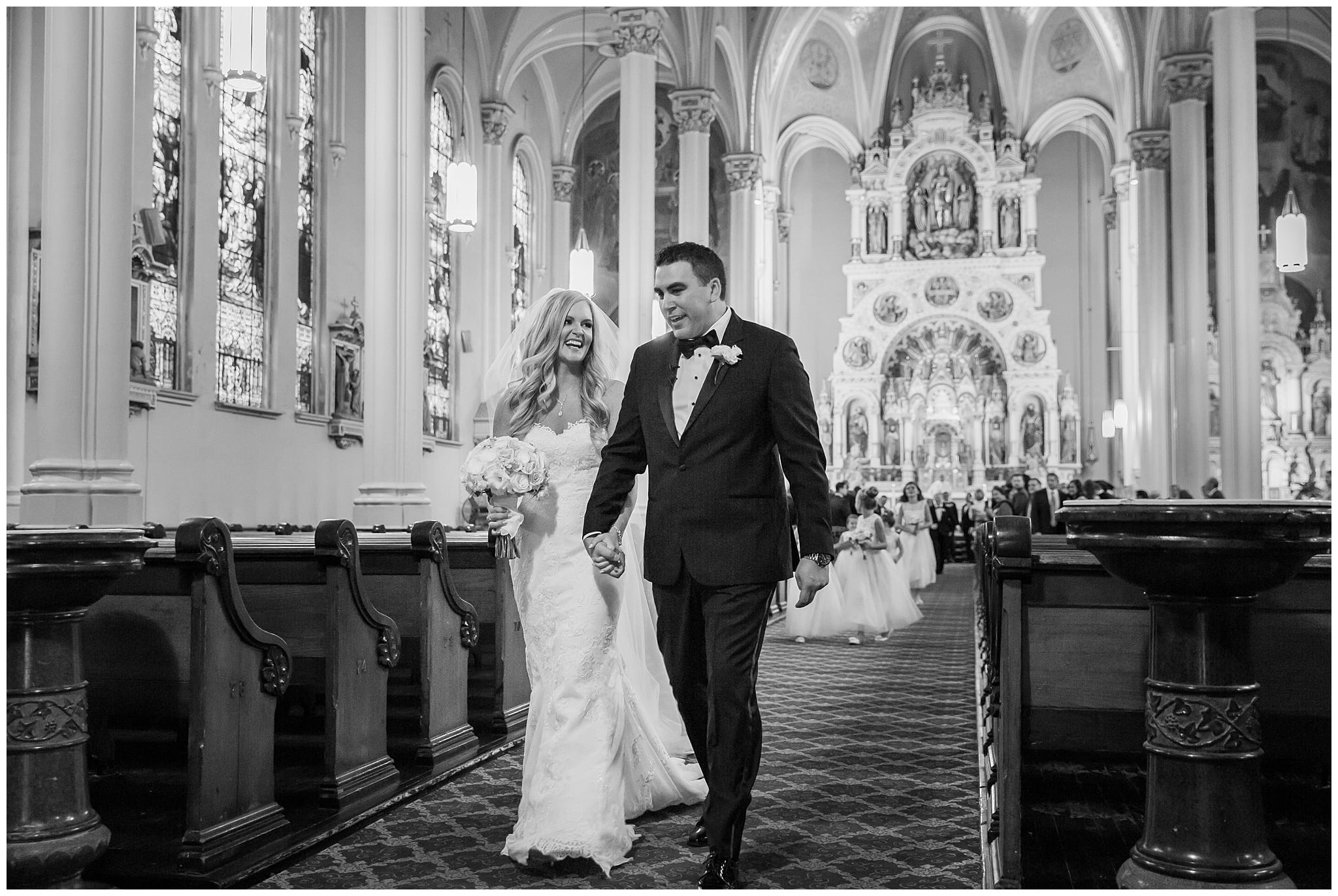 St Michael's Old Town Wedding - Wes Craft Photography