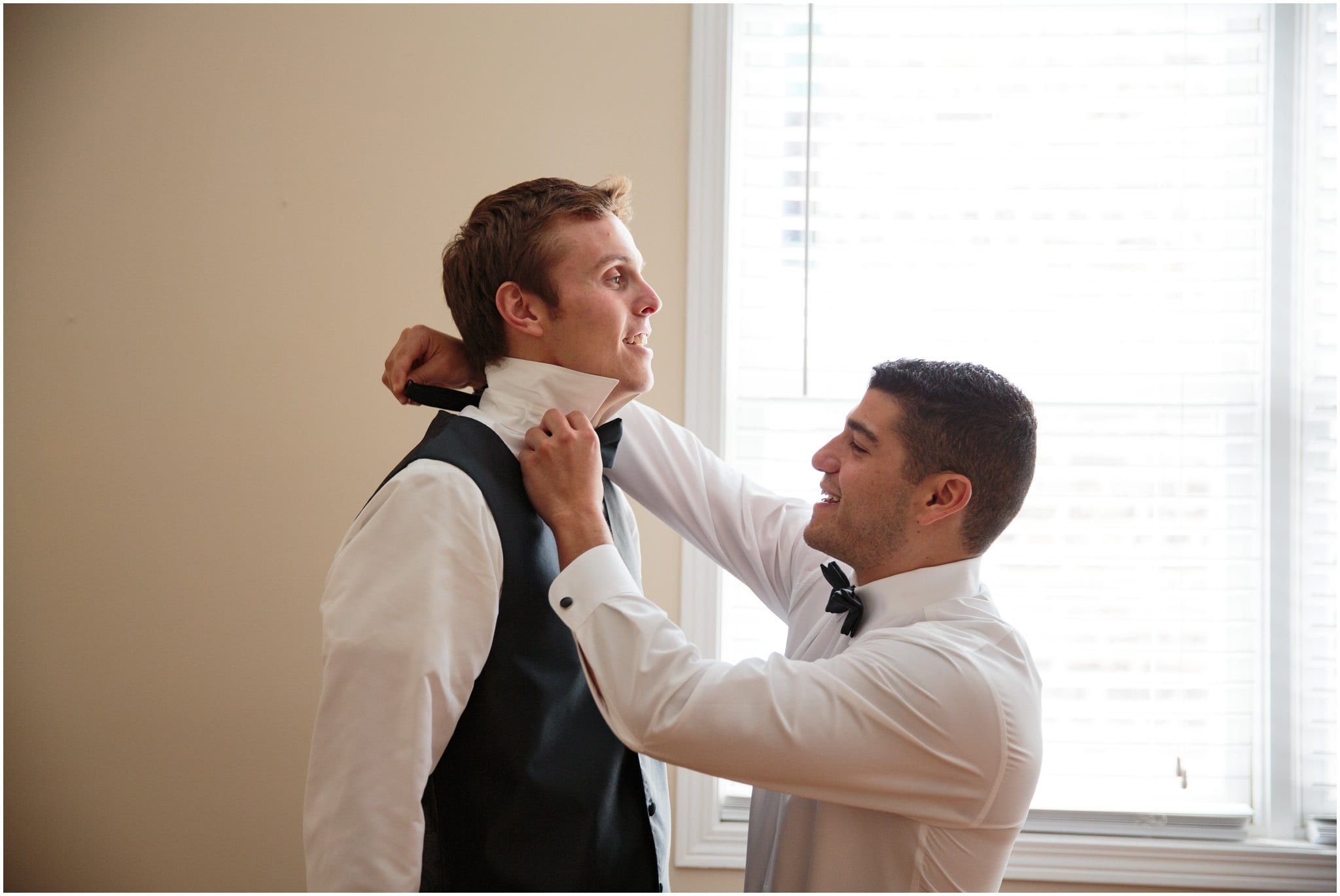 Chicago Groom - Wes Craft Photography