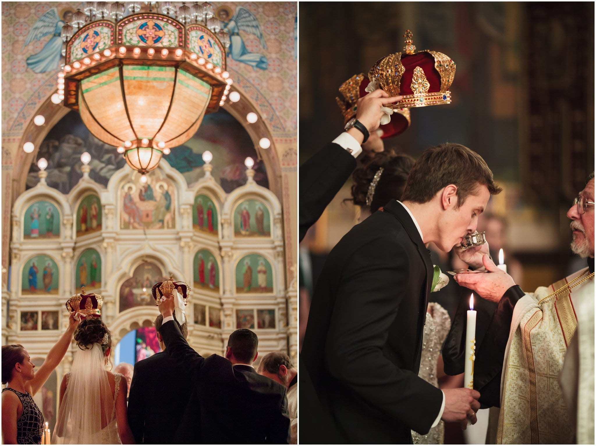 Russian Orthodox Wedding Chicago - Wes Craft Photography