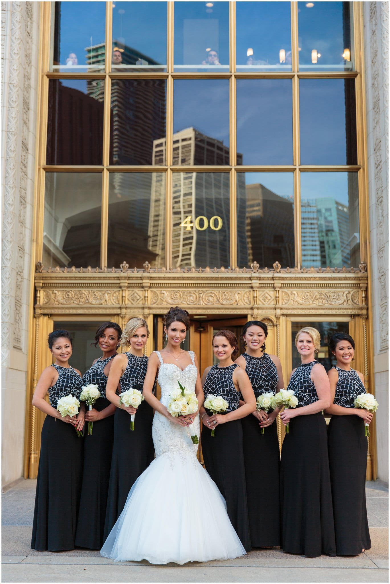Chicago Riverwalk Wedding Photography - Wes Craft Photography