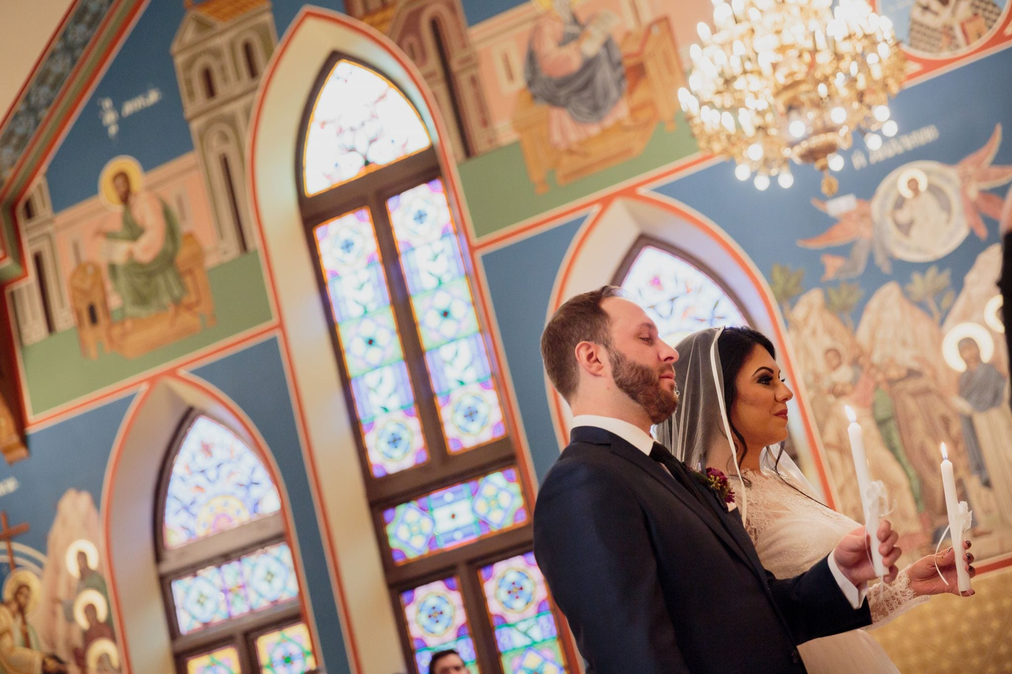 Greek Orthodox Wedding - Wes Craft Photography