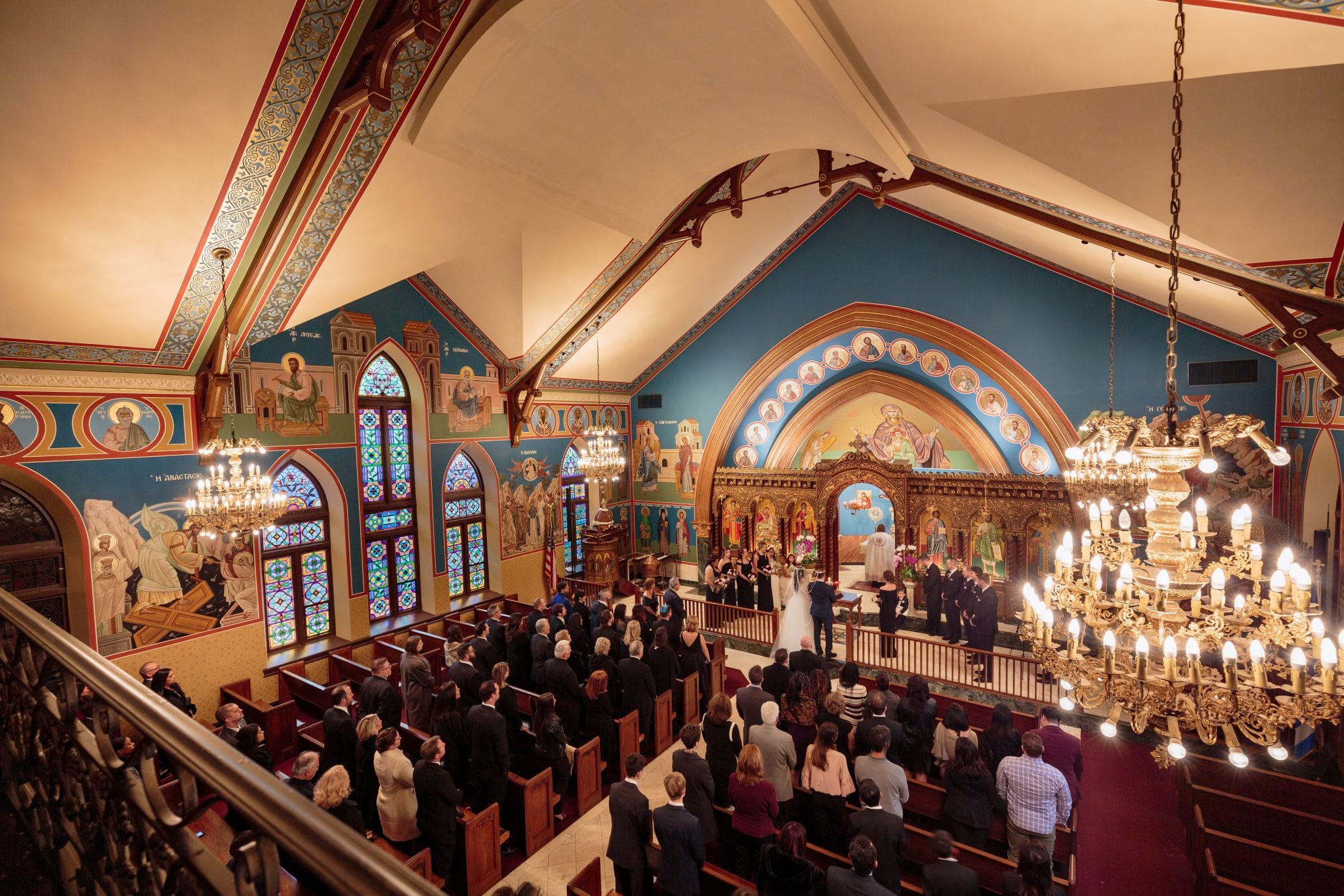 St George Greek Orthodox Wedding Photography