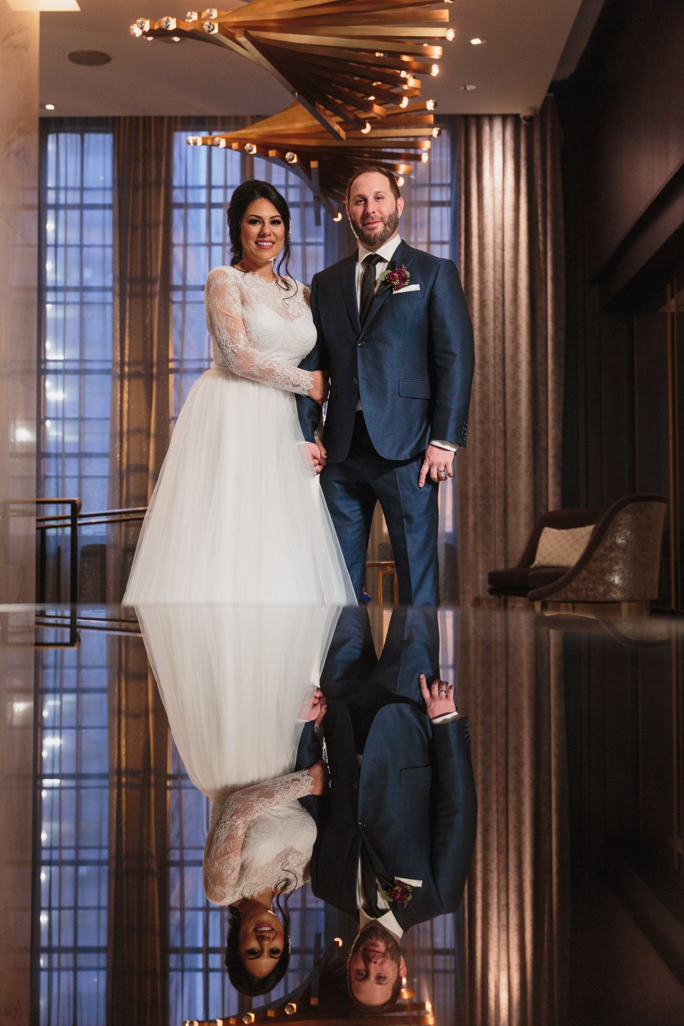 Kimpton Hotel Allegro Wedding - Wes Craft Photography