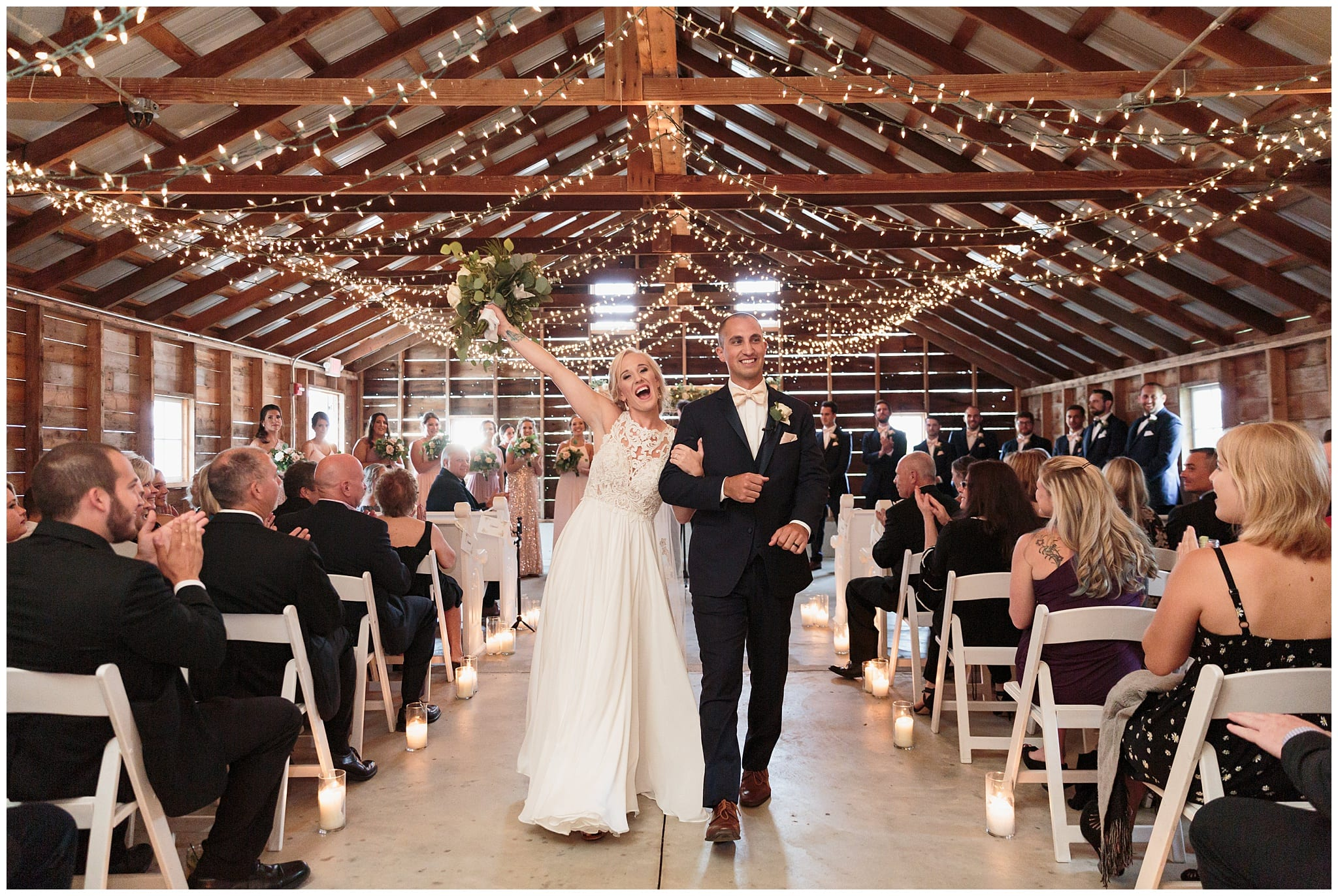Heritage Prairie Farms Wedding - Wes Craft Photography