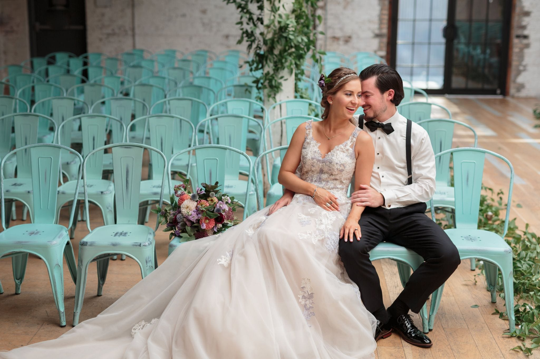 Wedding Photography The Joinery Chicago