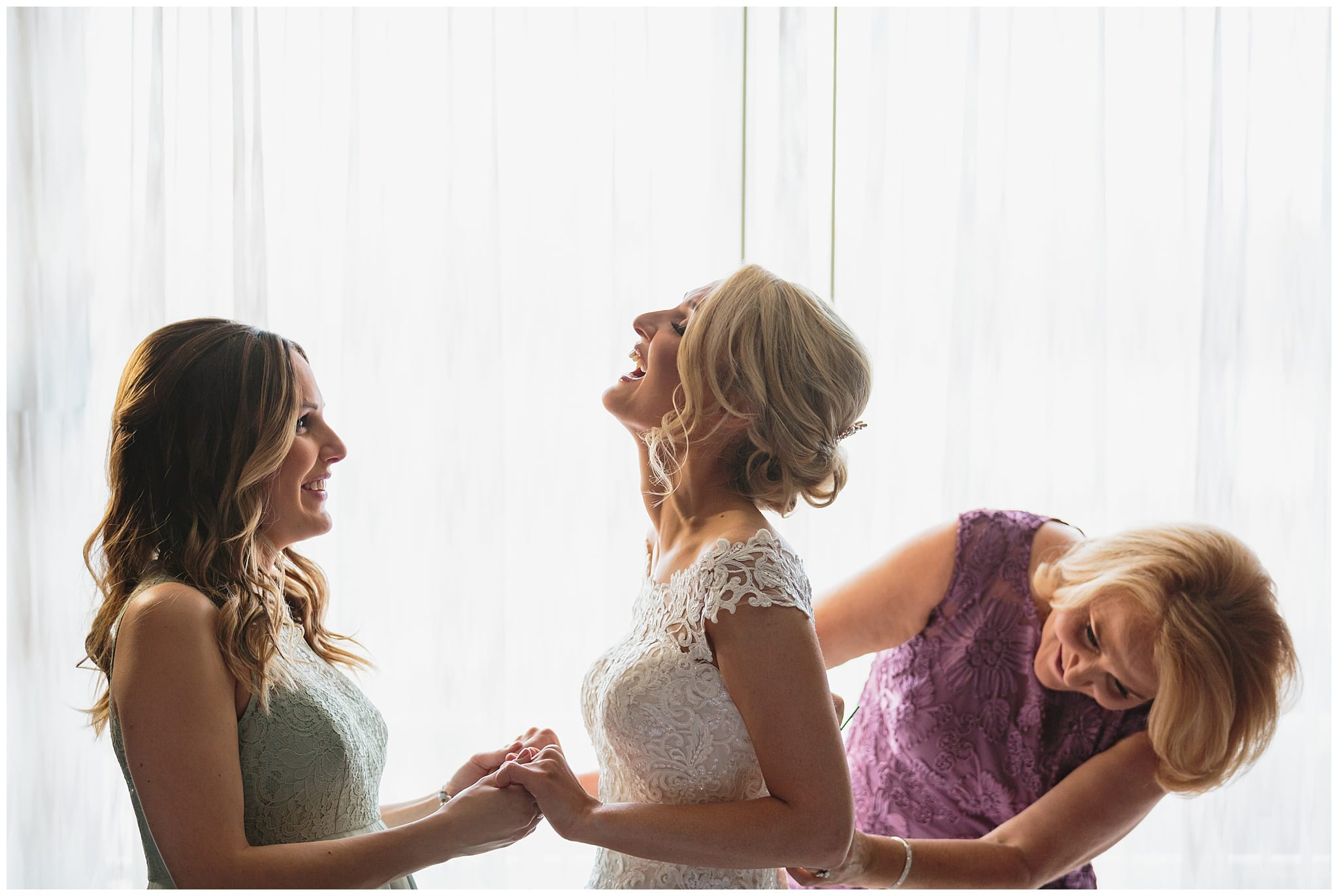 Hotel Indigo Wedding - Wes Craft Photography