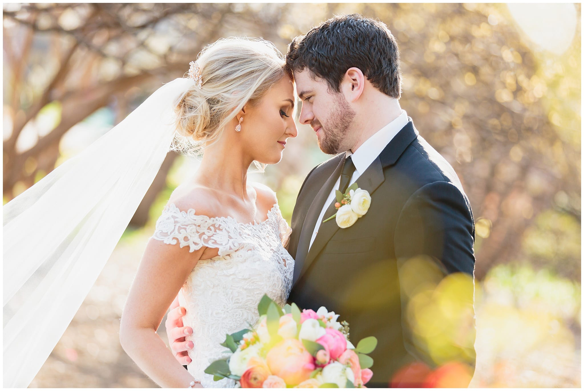 Spring Cantigny Wedding - Wes Craft Photography