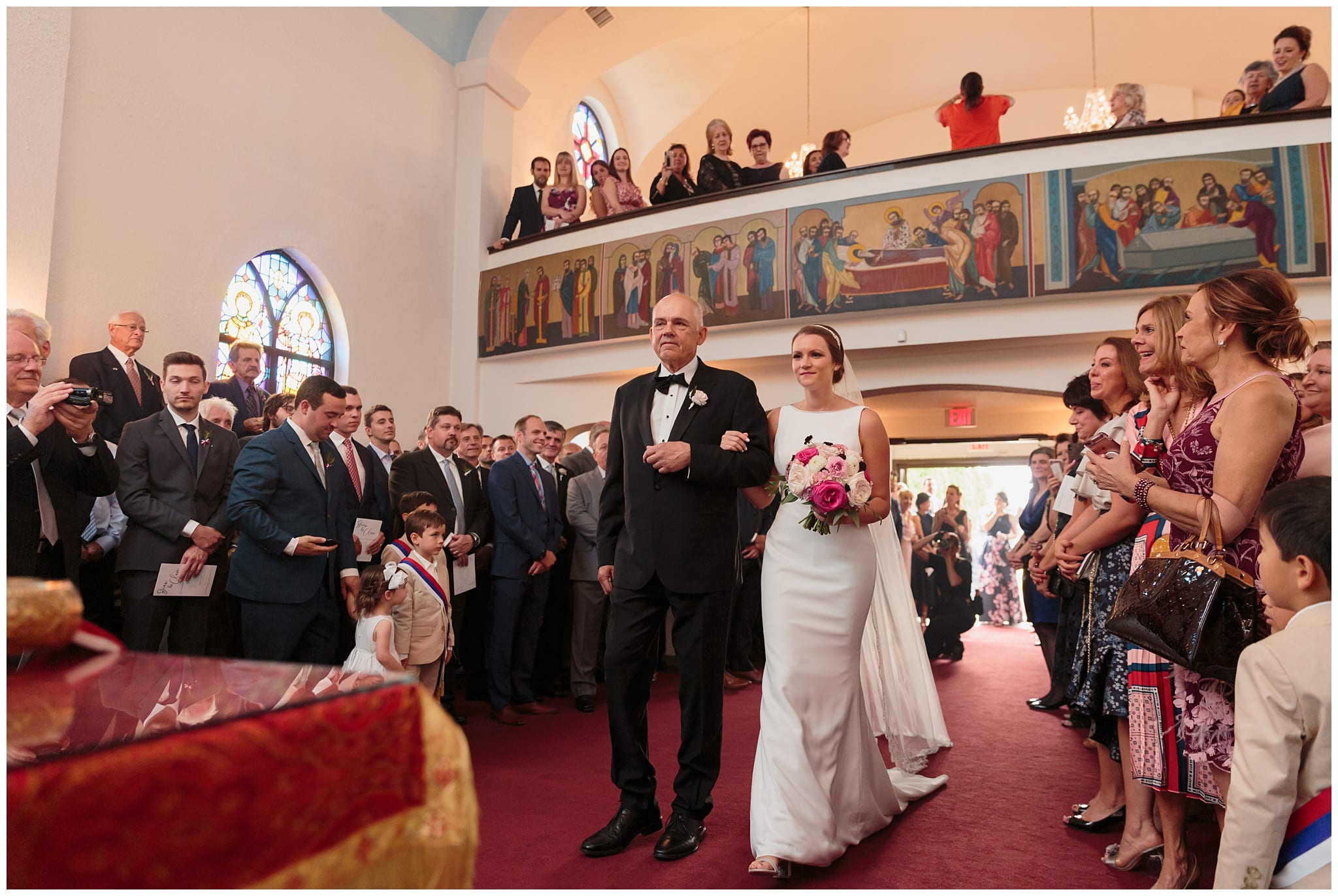 St Simeon Serbian Orthodox Church Wedding
