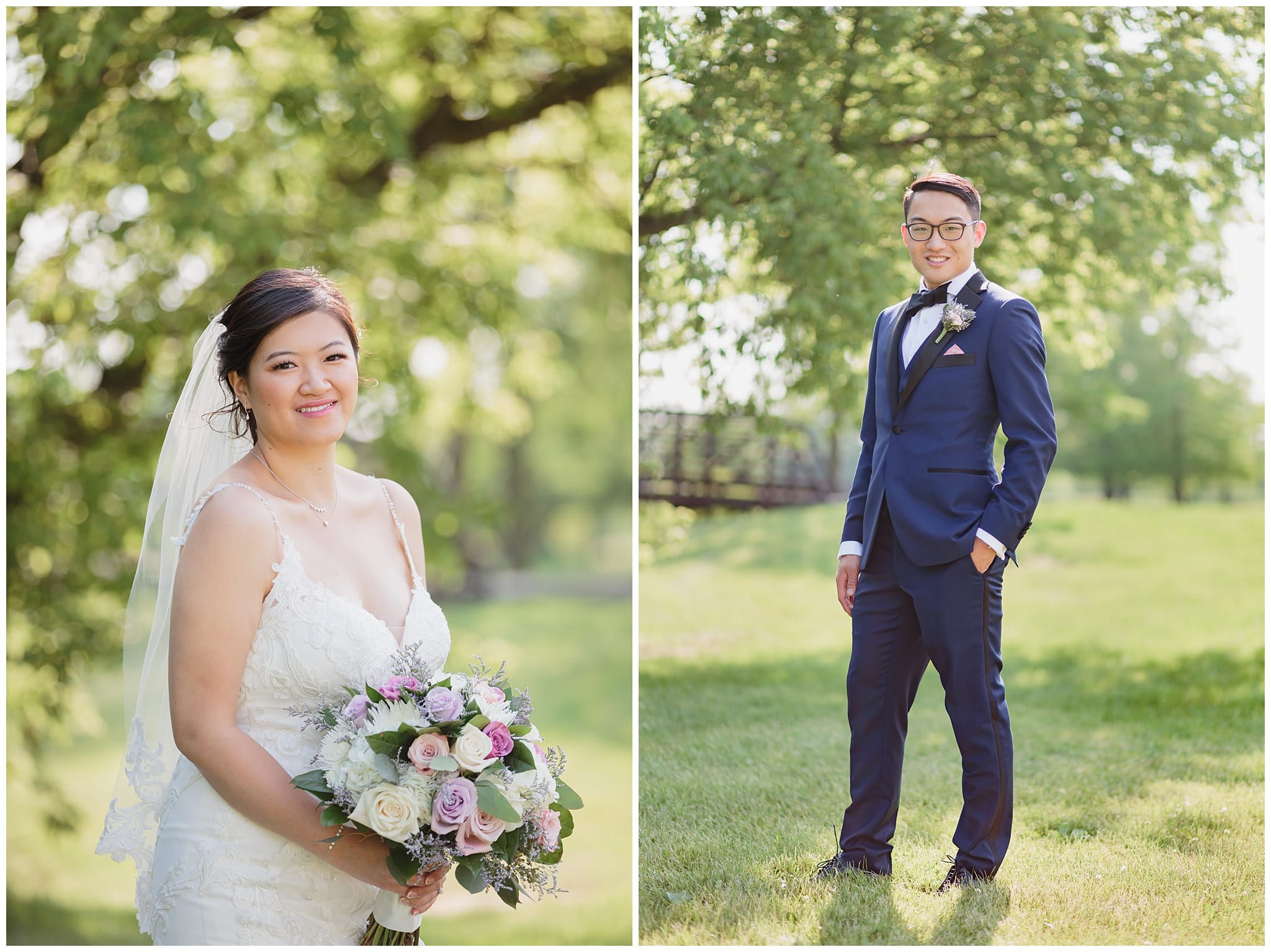 Chinese American Wedding Chicago - Wes Craft Photography
