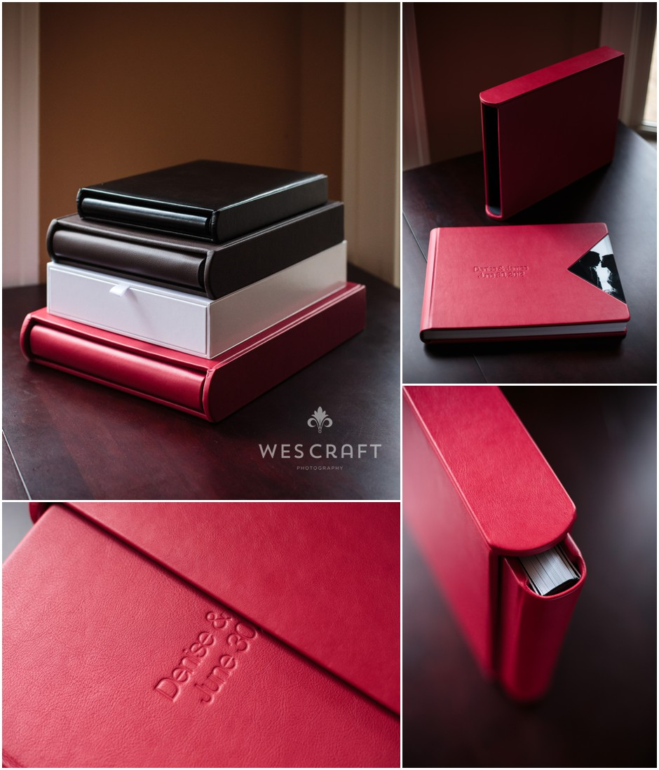 Our album collections have a sleek and stylish sleeve included.