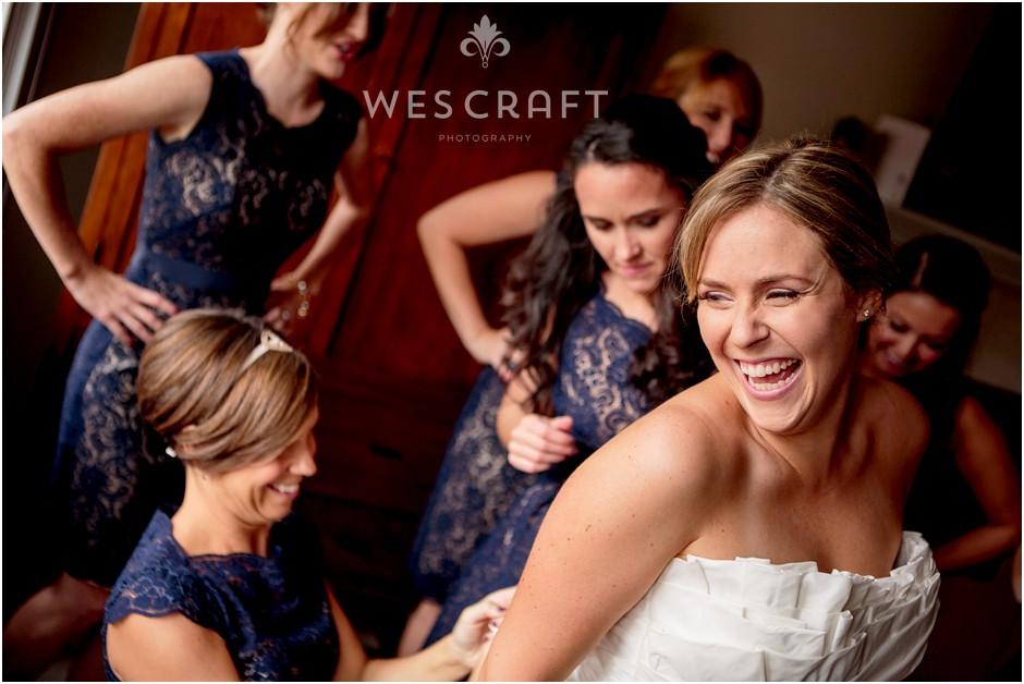 ArchitecturalArtifactsFallWeddingWesCraft004, Blue Lace Bridesmaids Dresses