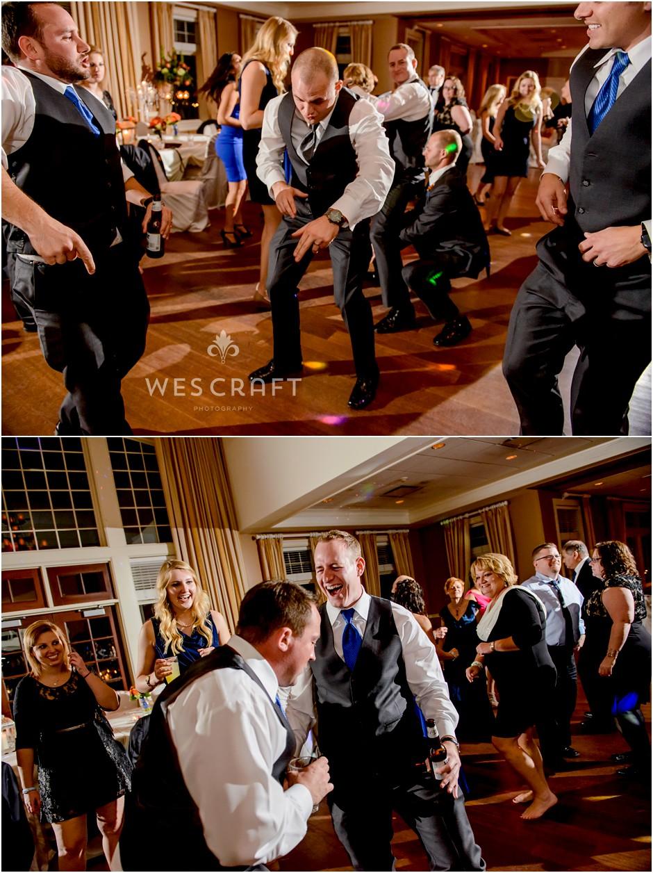 Fall Wedding at Arrowhead Golf Club