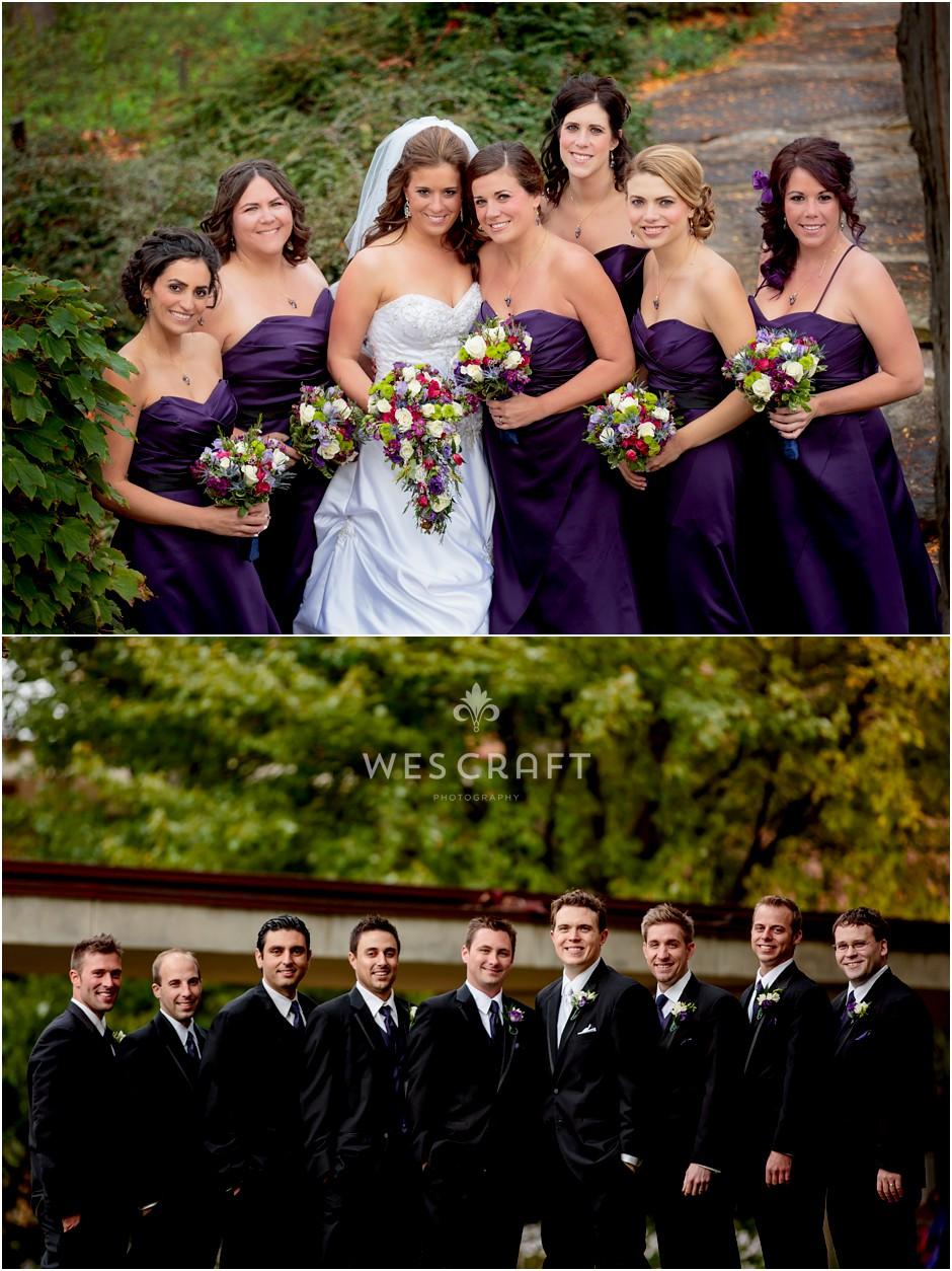 Fall Wedding Wes Craft Hyatt Lodge Oak Brook017