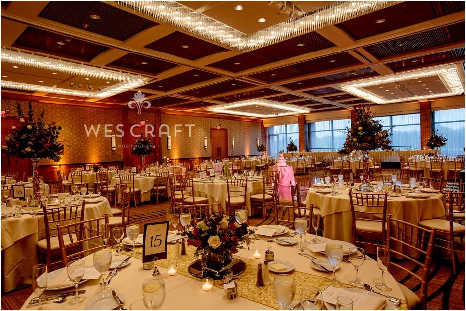Fall Wedding Wes Craft Hyatt Lodge Oak Brook019
