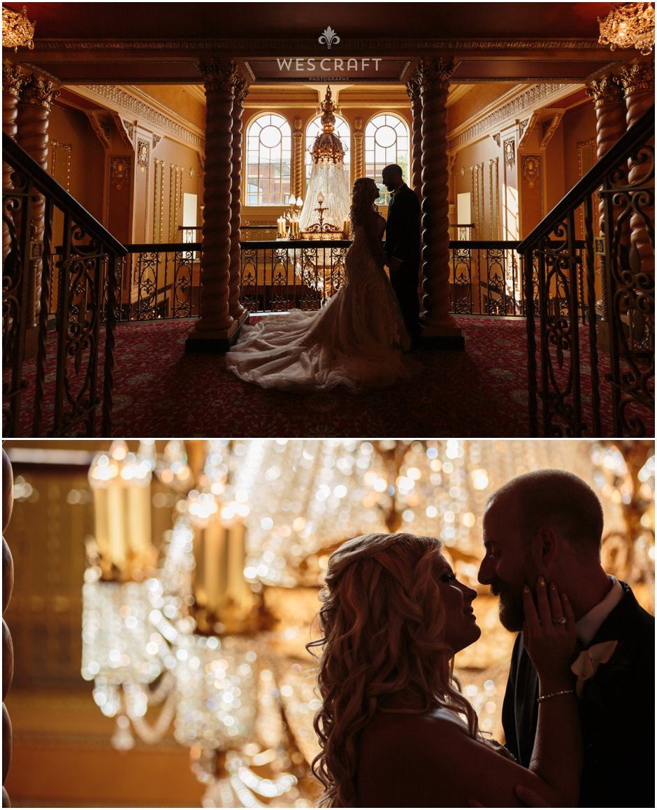 A Magnificent Fox Theatre Wedding Day: Wes Craft Photography