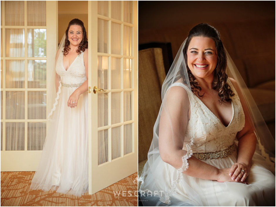 Lincolnshire Marriott Resort Summer Wedding Photography.