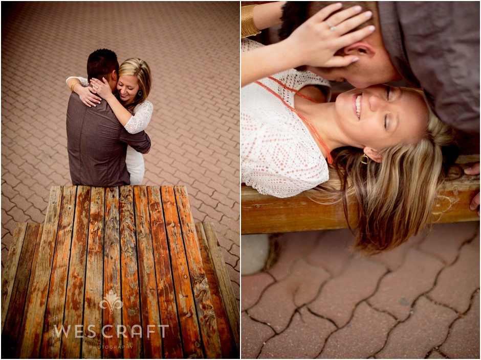 A Naperville Engagement Session - Lauren + Stephen