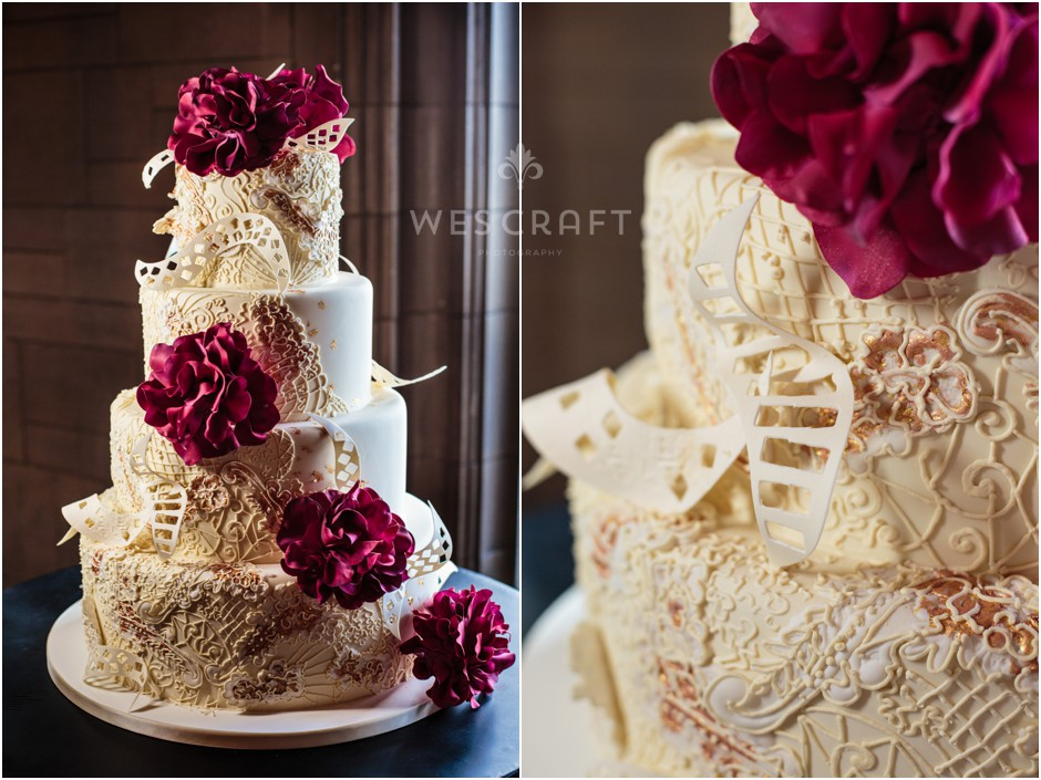 Wedding Cake: Cake  cake-chicago.com