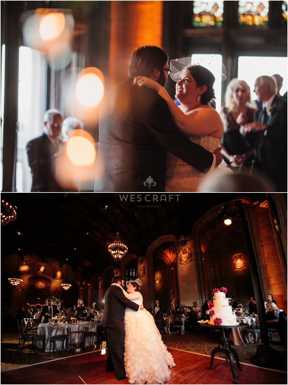 Wedding Photography at the University Club
