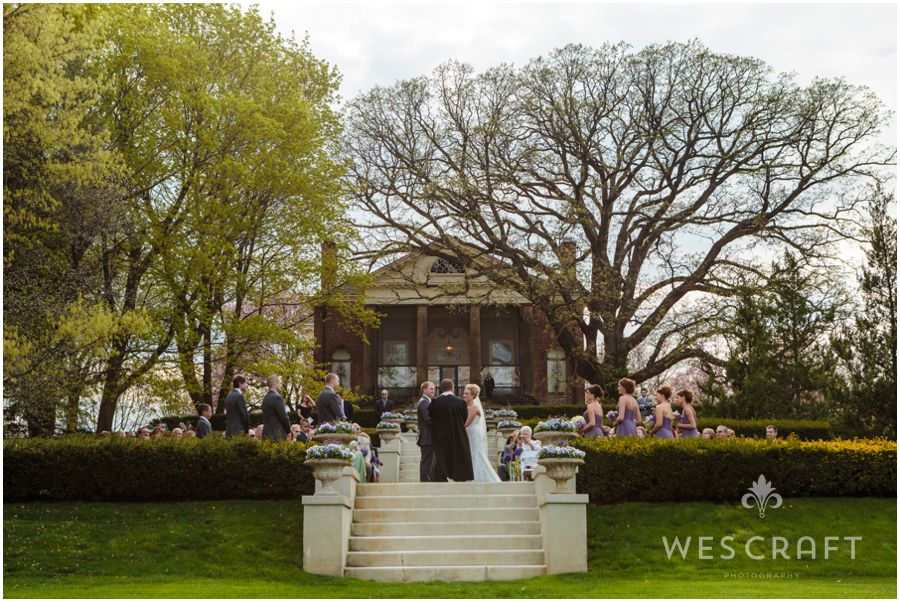 Cantigny park wedding in spring wes craft photography for Cantigny le jardin